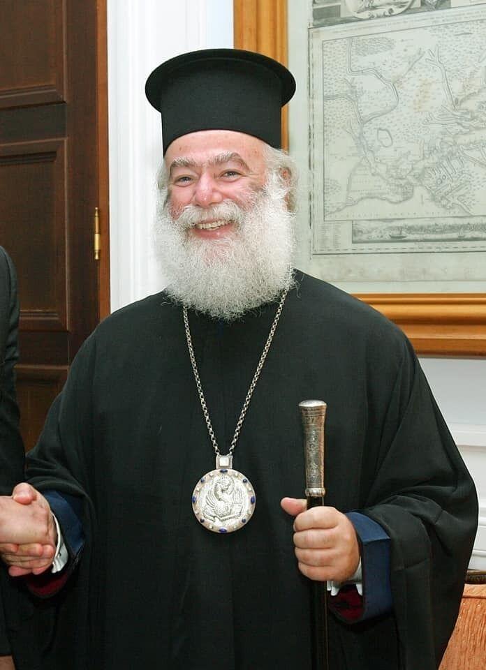 Патриарх Феодор II