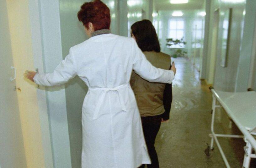 Больница, иллюстрация