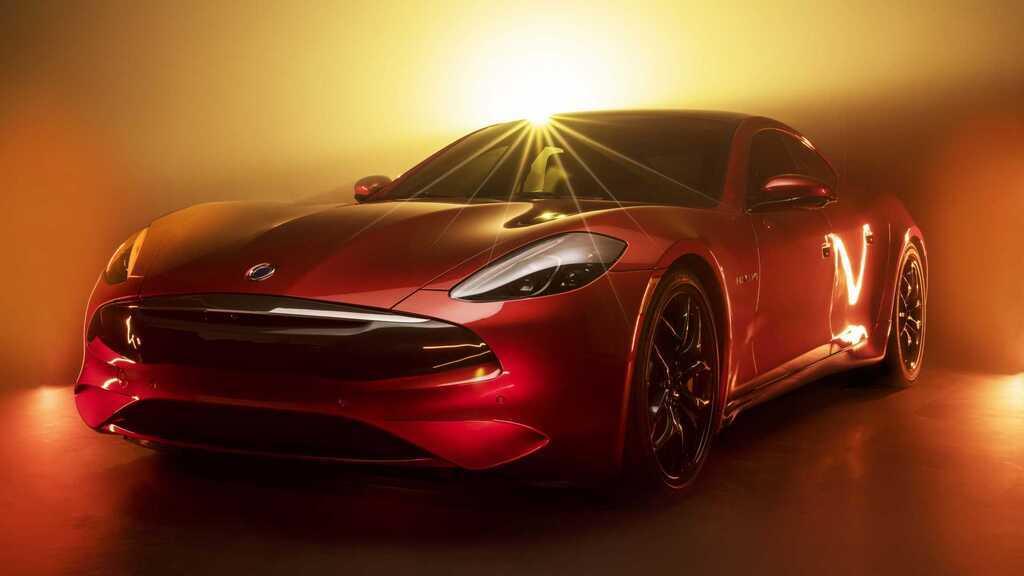 Karma Revero GT поборется за покупателей электромобилей