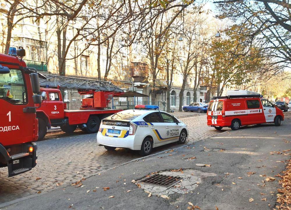 В центре Одессы в квартире едва не взорвался газовый котел