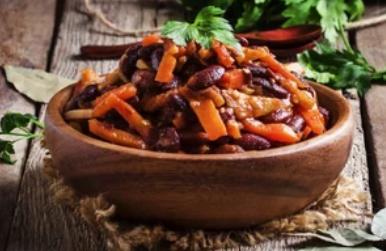 Рецепт дуже смачної грузинської страви з квасолі