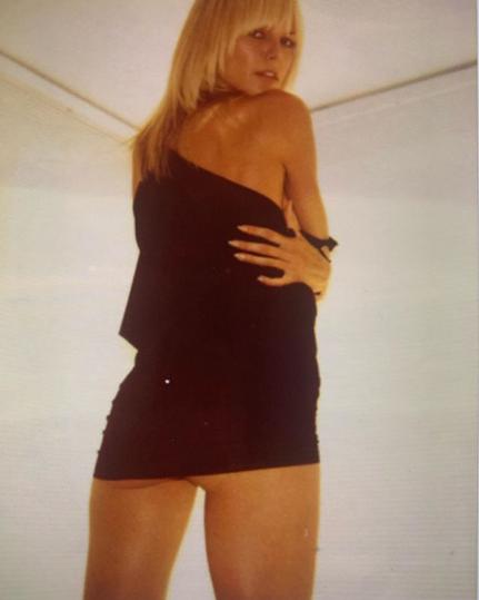 Гайді Клум вразила оголеним фото з юності