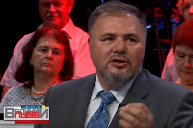 "Пропагандиста Коцабу ""наказали"" на львовском телевидении"
