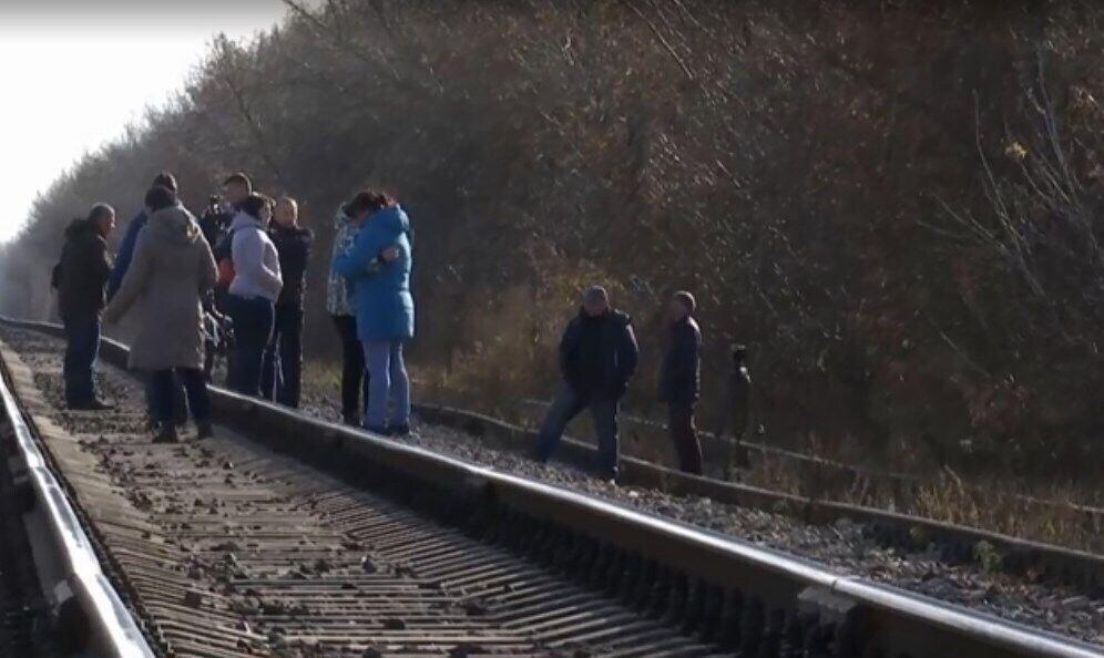 Тело подростка обнаружили на железнодорожном пути