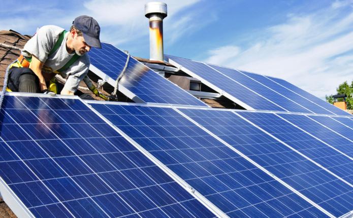 встановлення сонячної електростанції