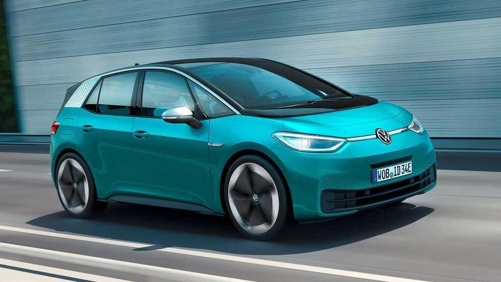 Електрокар Volkswagen ID.3