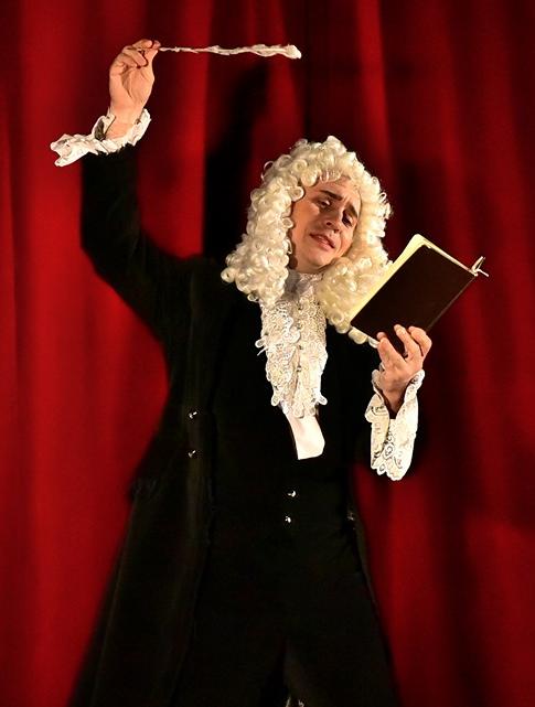 """13 ноября в Национальной оперетте состоится театрализованный концерт """"Венецианская ночь"""""""