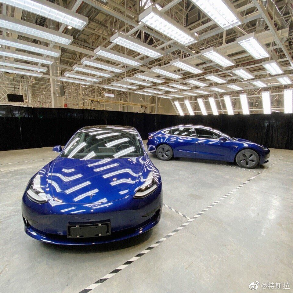 Електрокар Tesla Model 3