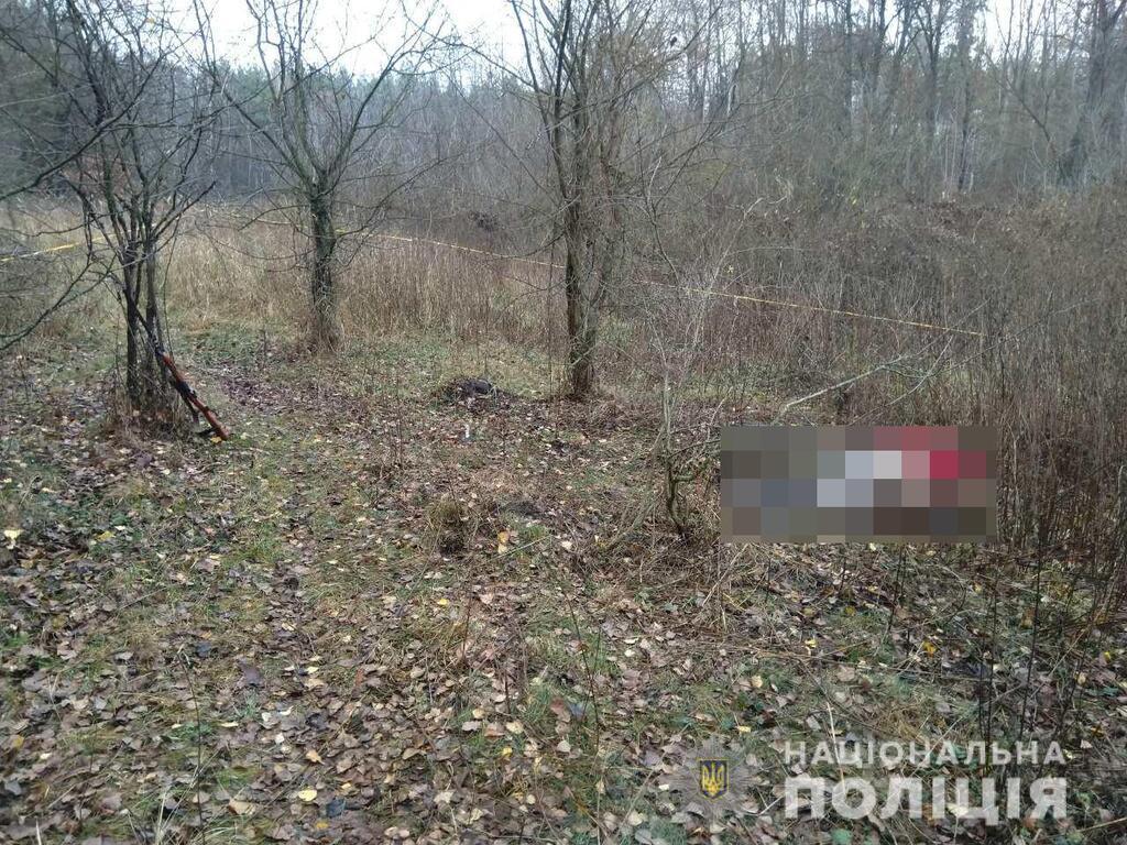 Місце вбивства адвоката Святослав Пархоменка
