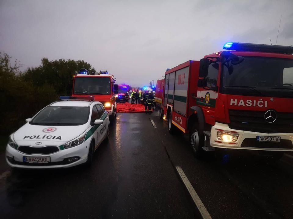 В Словакии произошло ДТП: погибли 13 детей