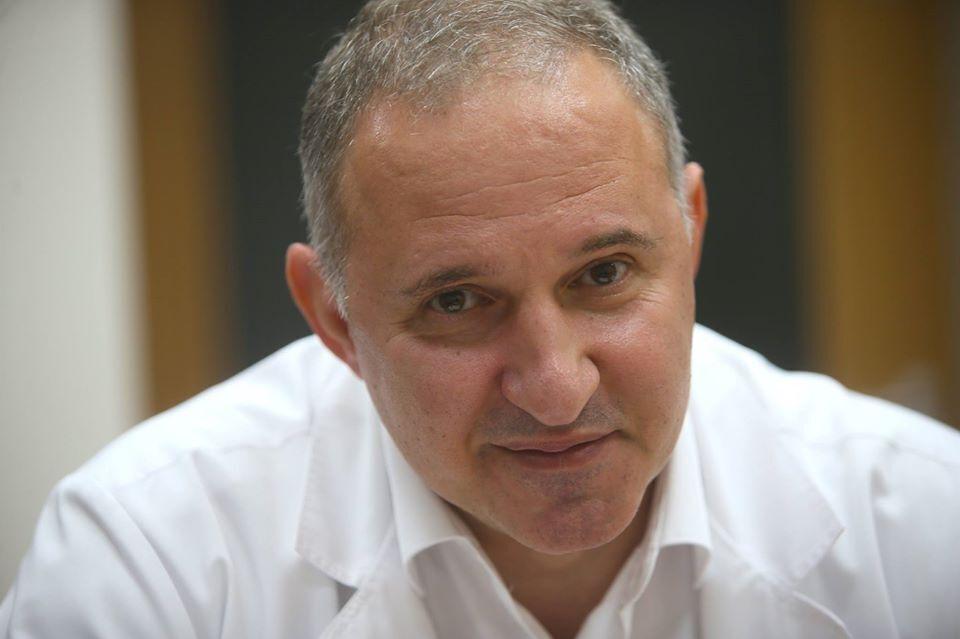 Кардіохірург Борис Тодуров