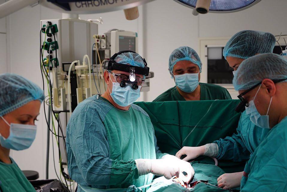 Найскладніше оперувати недоношених дітей при декількох вадах серця