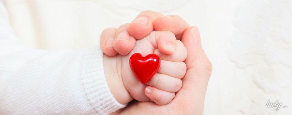 Дітей з вродженими вадами серця стає все більше