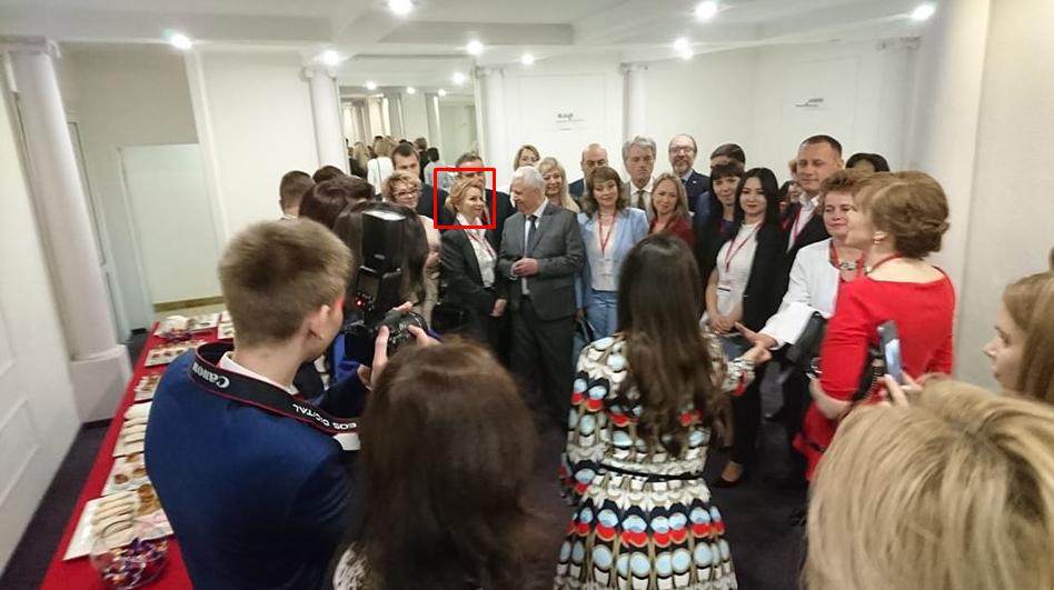 Виктория Лесничая на встрече с экс-президентами Украины Леонидом Кравчуком и Виктором Ющенко
