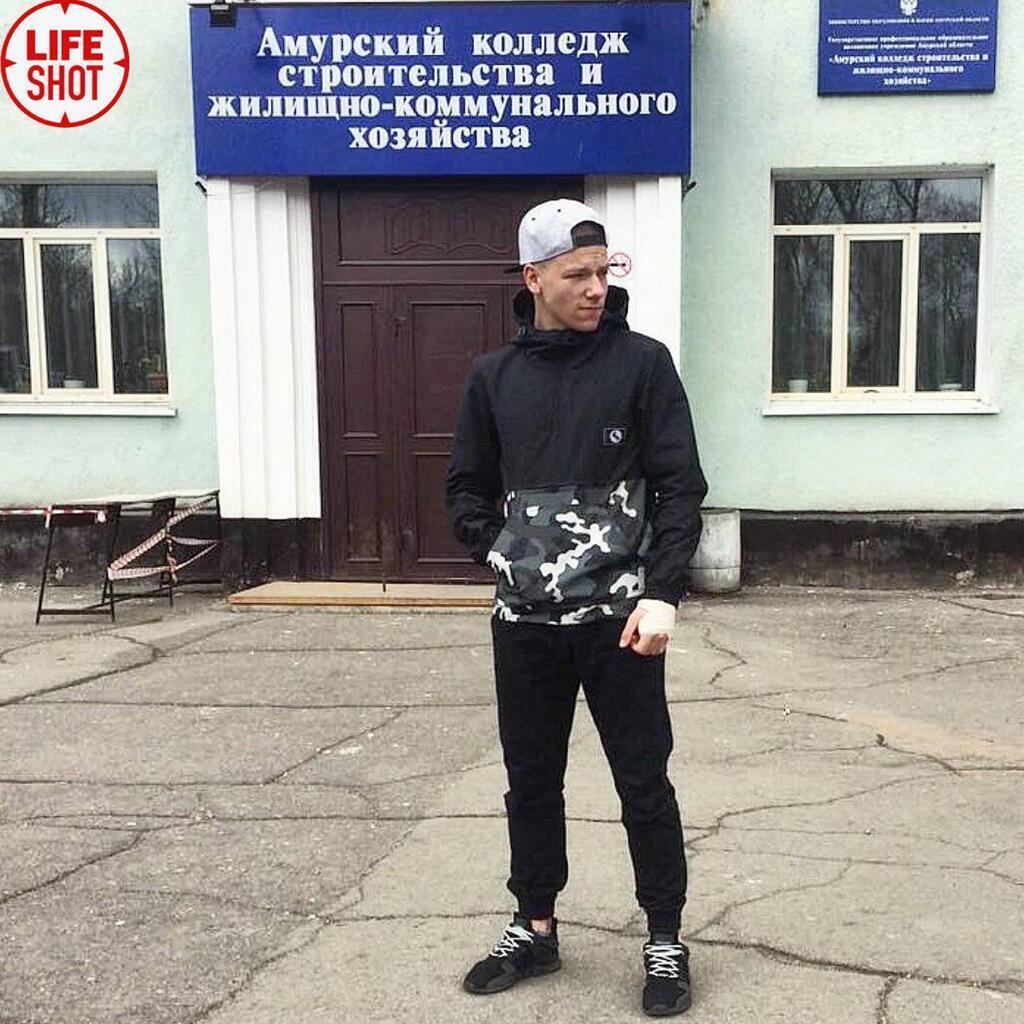 Жертва стрелка - Алексей Голубничий