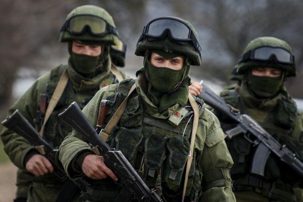 Рассекречены военные подразделения РФ, захватившие Крым