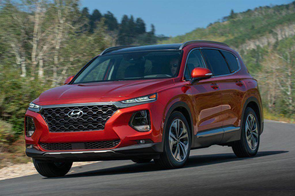 """2020 Hyundai Santa Fe """"поделится"""" техническими компонентами для будущего пикапа"""