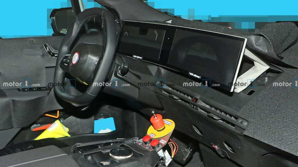 В интерьере BMW iX заметно влияние BMW Vision iNEXT