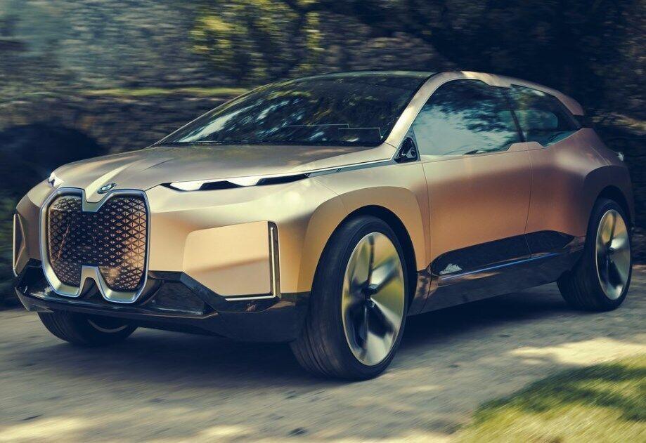 BMW Vision iNEXT – концепт-предвестник серийного электромобиля
