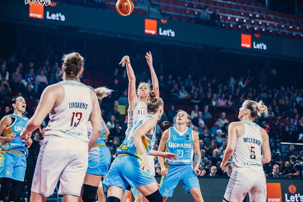 Бельгія - Україна