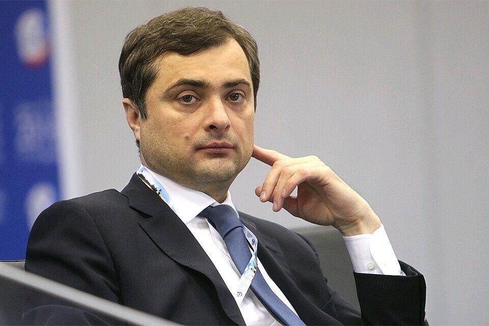 """Сурков участвовал в назначениях в """"ДНР"""""""