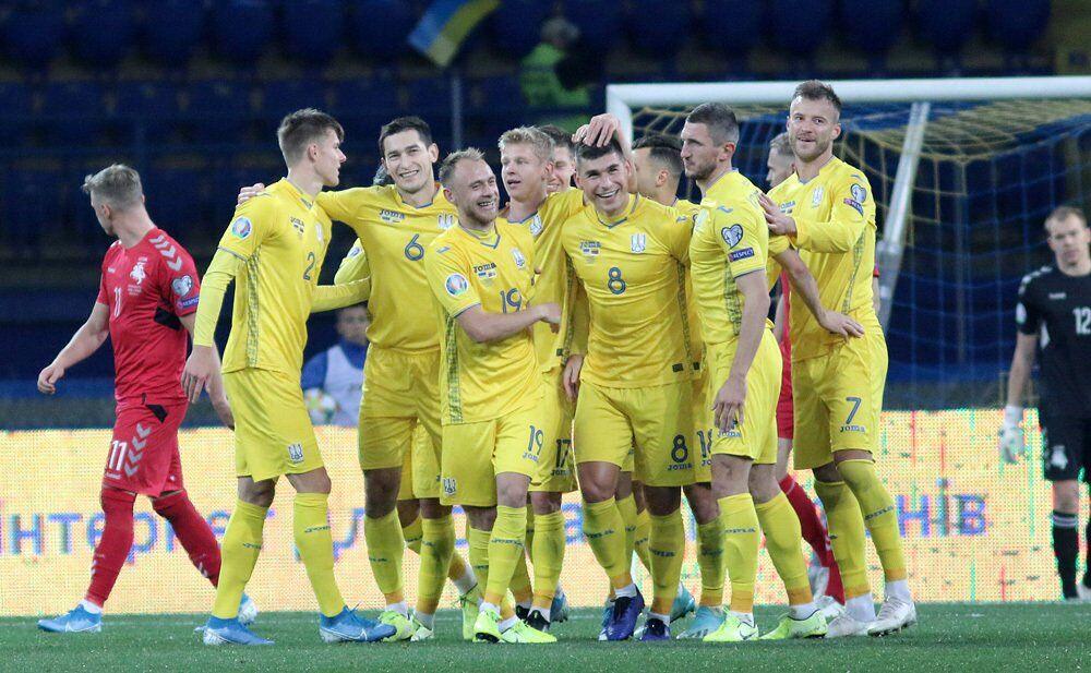 Україна – Естонія – 1-0: онлайн-трансляція матчу збірної
