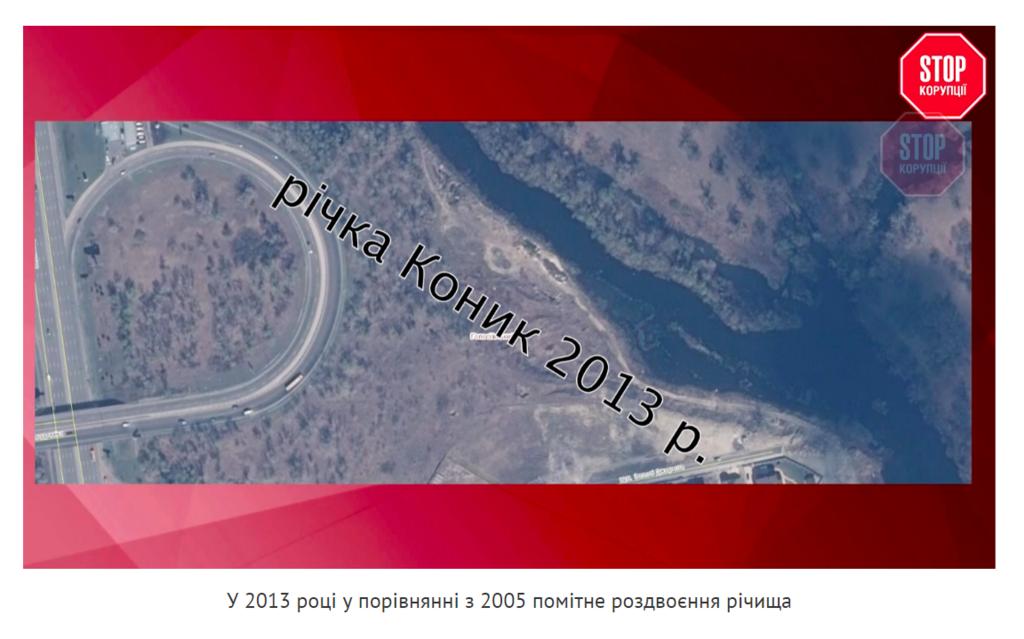 Заступник голови КМДА Прокопів відхрестився від піщаних браконьєрів