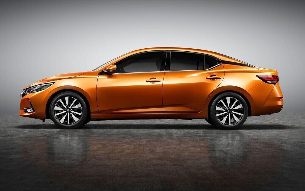 Nissan Sentra 2020 – небезпечний суперник Skoda Octavia