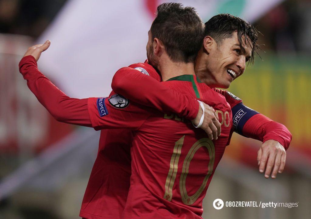 Португалія – Литва