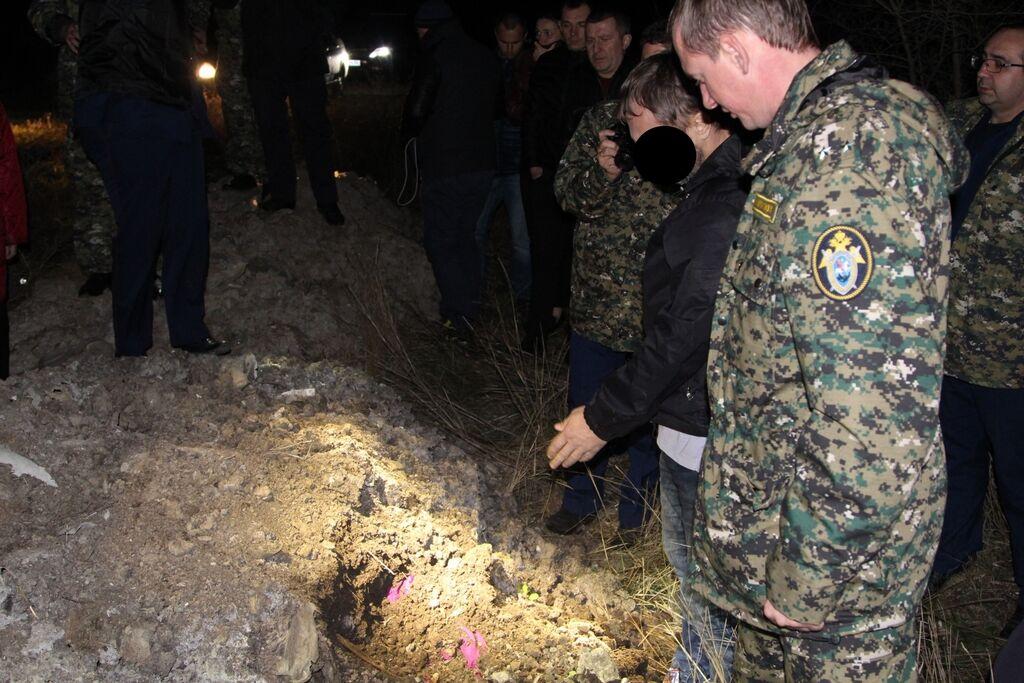 Пошуки зниклої дівчинки в Криму