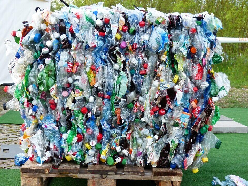 Вторичная переработка мусора