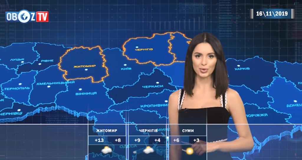 Вихідні порадують: прогноз погоди на 16 серпня