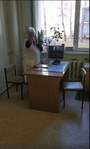 Зоя Завертанная відмовилася приймати літню пацієнтку