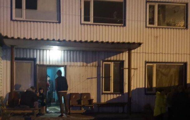 В Киеве в общежитии рвонула граната: двое погибших. Фото 18+ photo