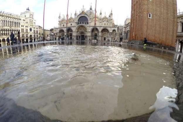 Повінь у Венеції