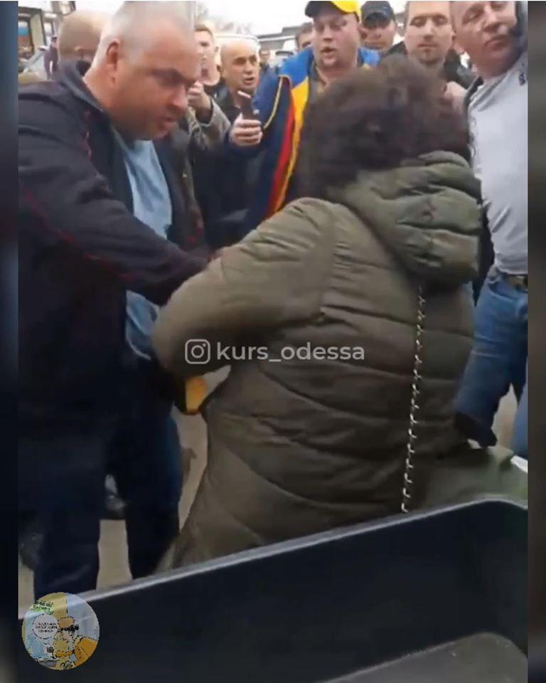 Нападение на вьетнамок в Одессе