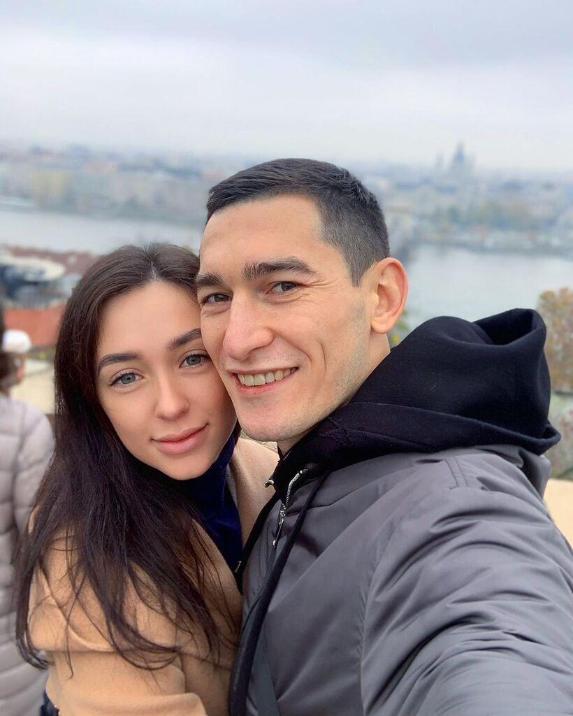Тарас і Маргарита Степаненко