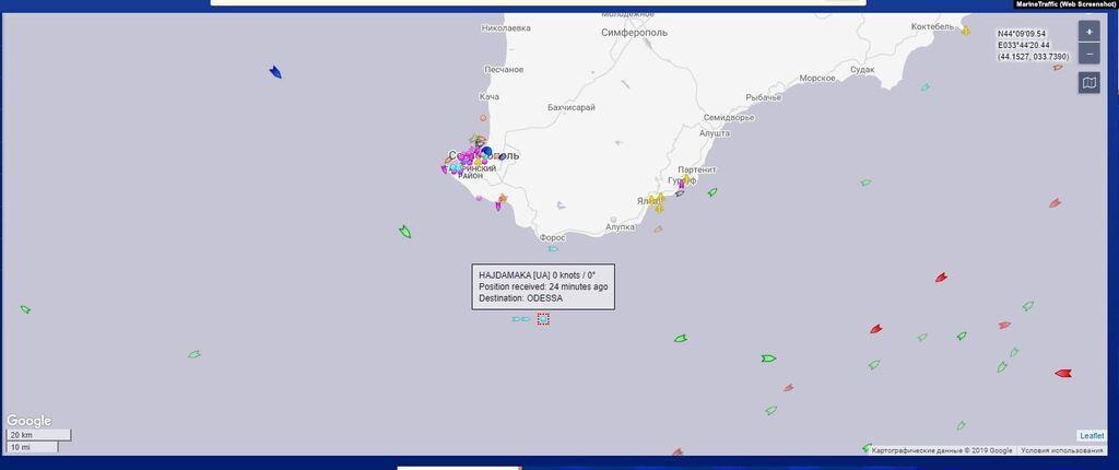 Захваченные Россией украинские корабли возвращаются: все детали