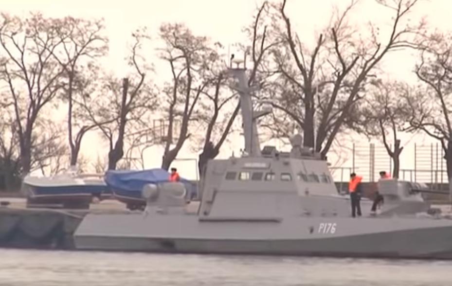 Росія повернула Україні кораблі