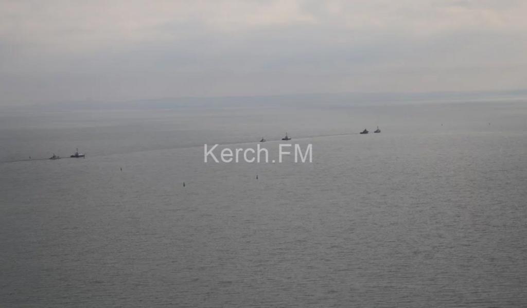 РФ возвращает Украине корабли