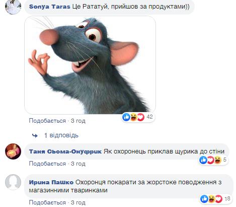 Во Львове известный супермаркет попал в скандал из-за крысы в зале: видео