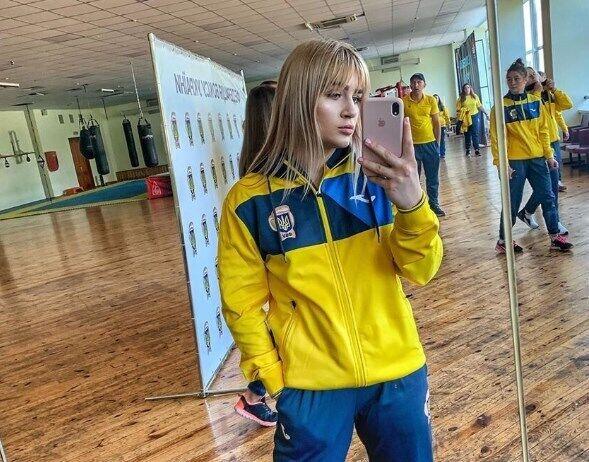 Аміна Булах була чемпіонкою України