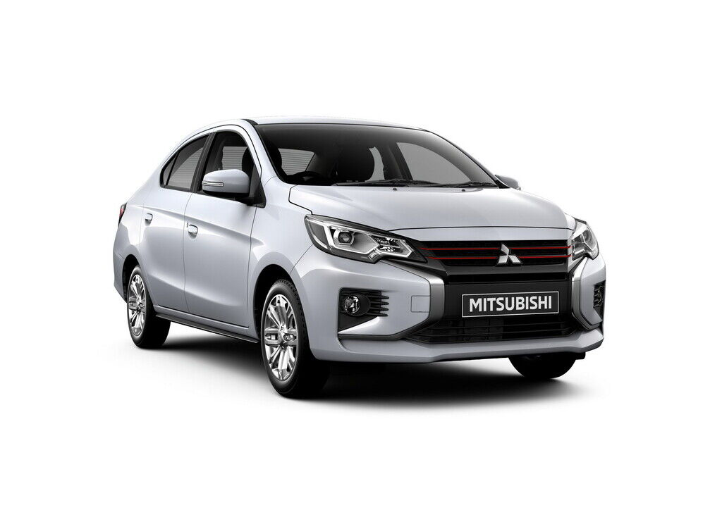 Mitsubishi Attrage 2020 модельного року
