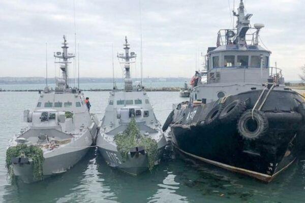 РФ вернула Украине корабли: названы три причины