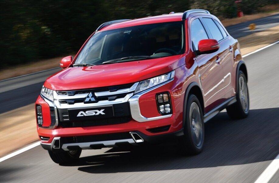 Mitsubishi ASX 2020 – одна з моделей, які отримали новий дизайн зовсім недавно