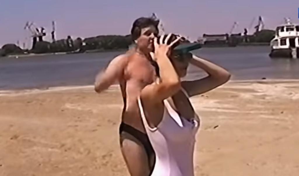 На ТВ злили відео з молодими зірками 90-х
