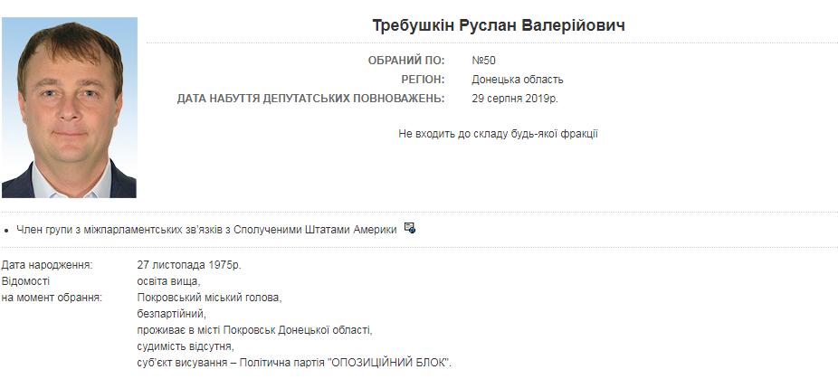 В комитет нацбезопасности вошел фанат Путина