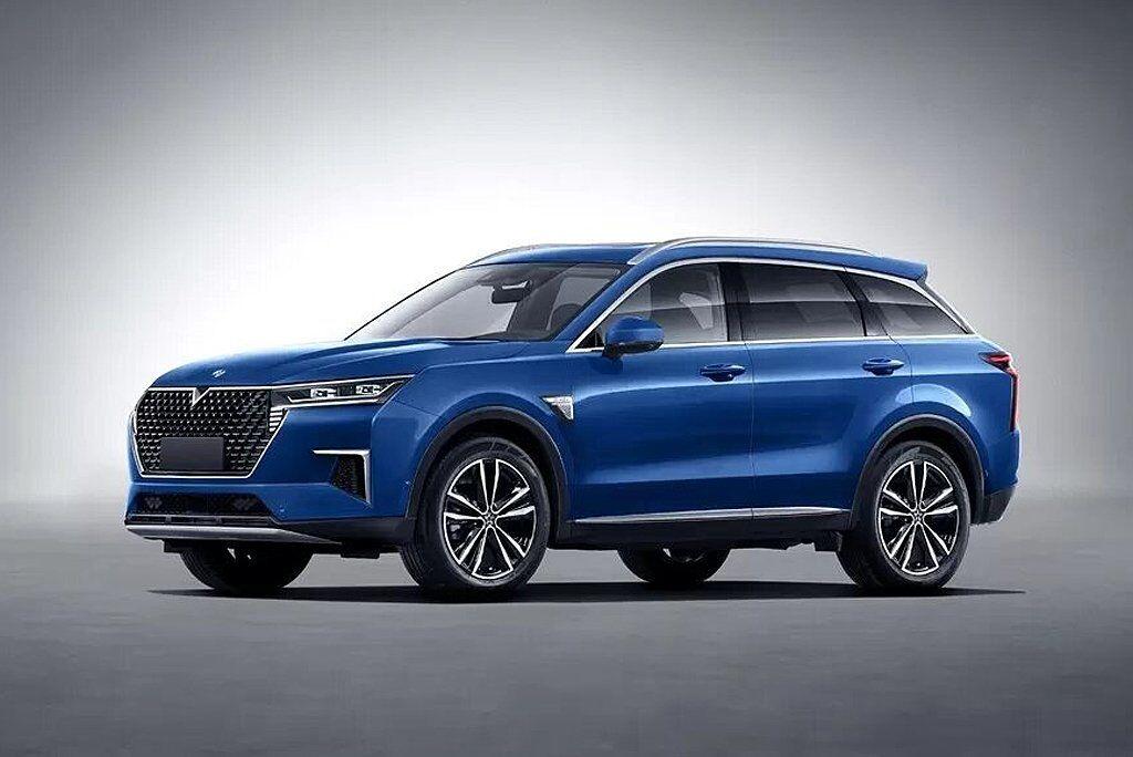 Серийный Venucia SUV появится в продаже в 2020 году