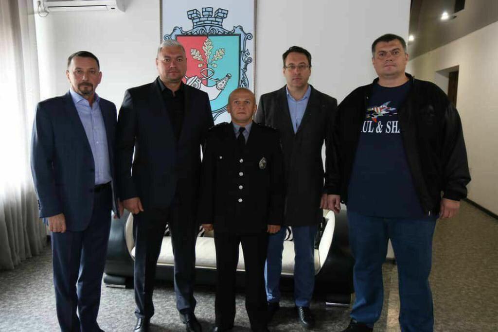 Юрий Кисель, Владимир Огурченко, Сергей Лукашов, Владлен Неклюдов, Юрий Корявченков