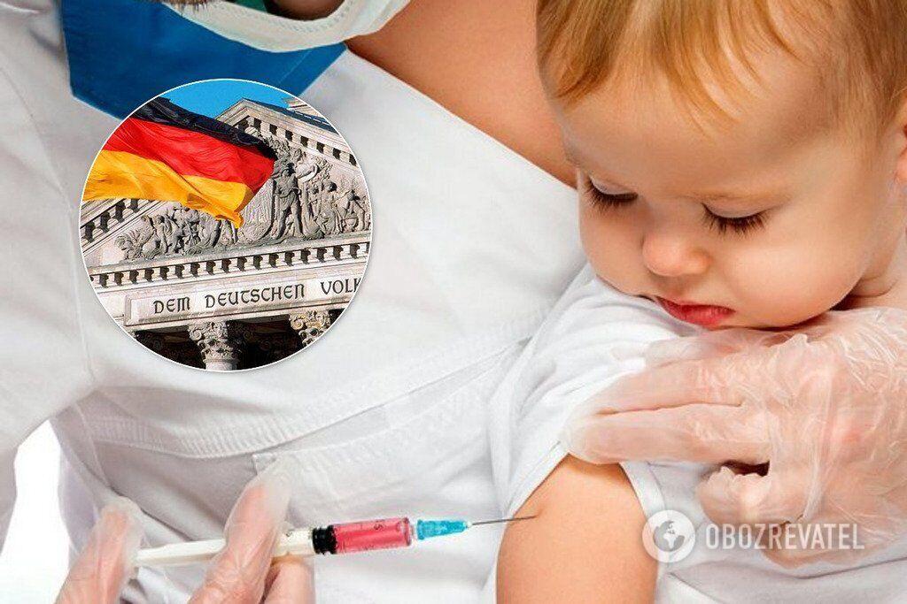 За відмову від вакцинації загрожує штраф в розмірі до 2500 євро